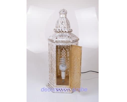 lámpara India jardín