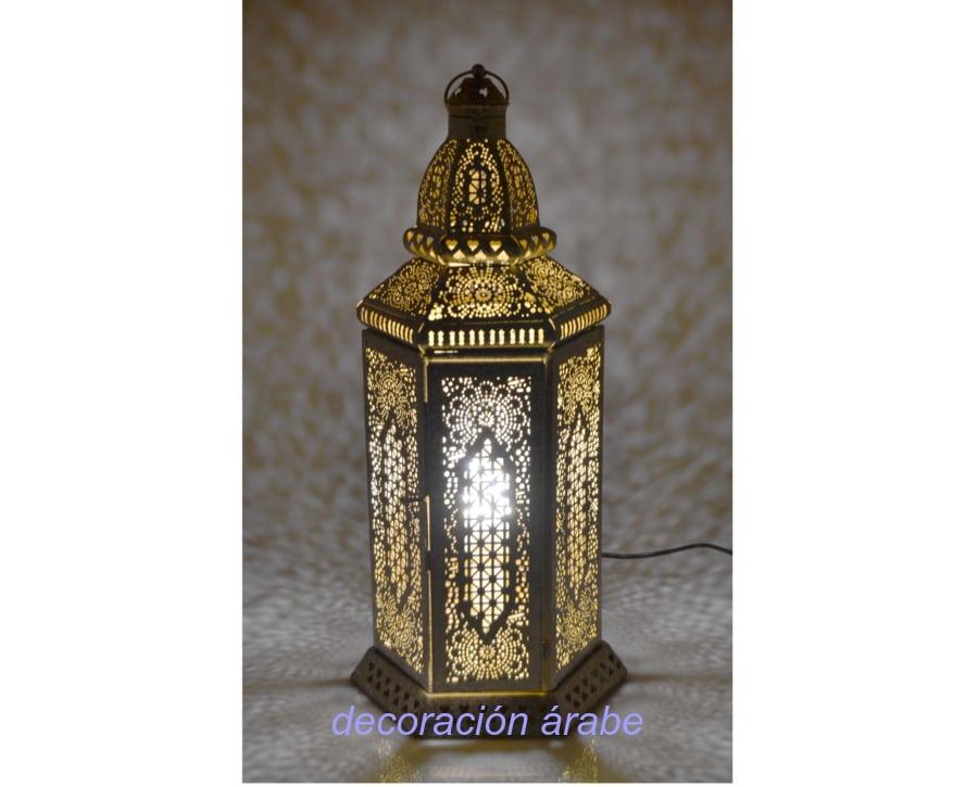 lámpara de India exterior
