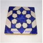 azulejo marroquí árabe
