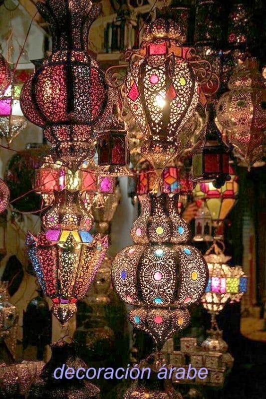atrezzo árabe