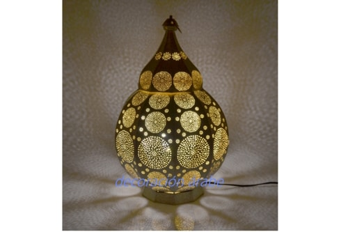 lámpara hindú Lucerna