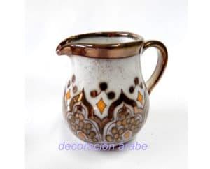 lechera cerámica nazarí andaluza
