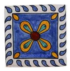 azule andaluzjo árabe
