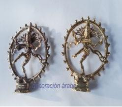 colgante étnico India Shiva