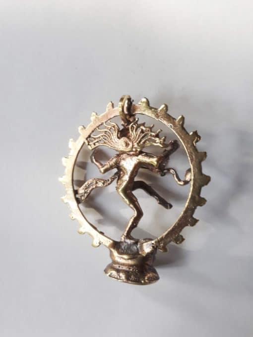 colgante étnico hindú Shiva