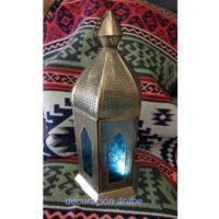 lámpara india oriental árabe