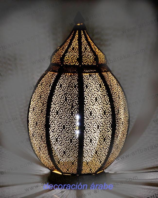 lampara india mesa Calcuta
