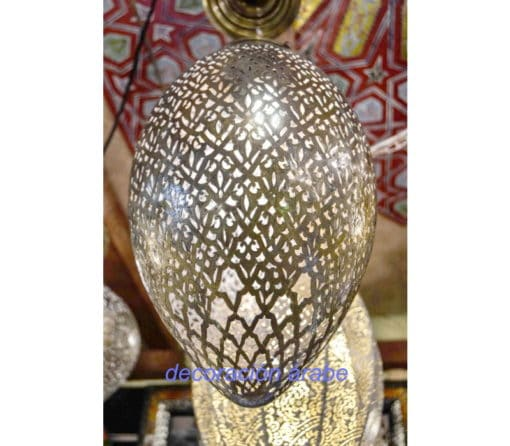 Lámpara colgante marroquí
