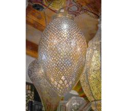 Lámpara colgante marroquítabrizl
