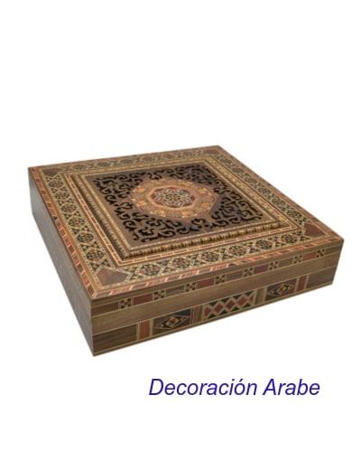 caja joyero taracea