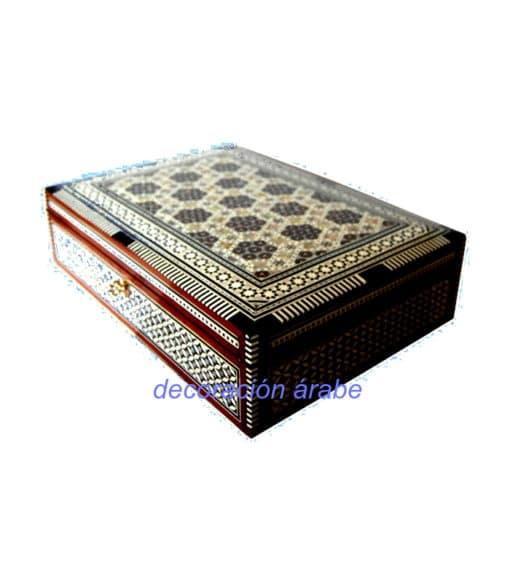 caja taraacea nacar