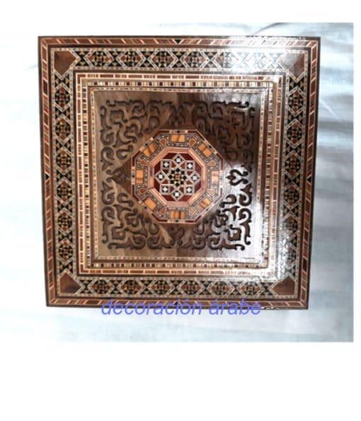 caja taracea siria damascus 1