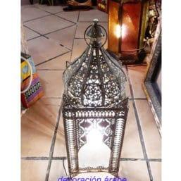 lámpara india sobremesa