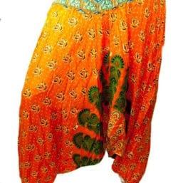 bombacos naranja hippies