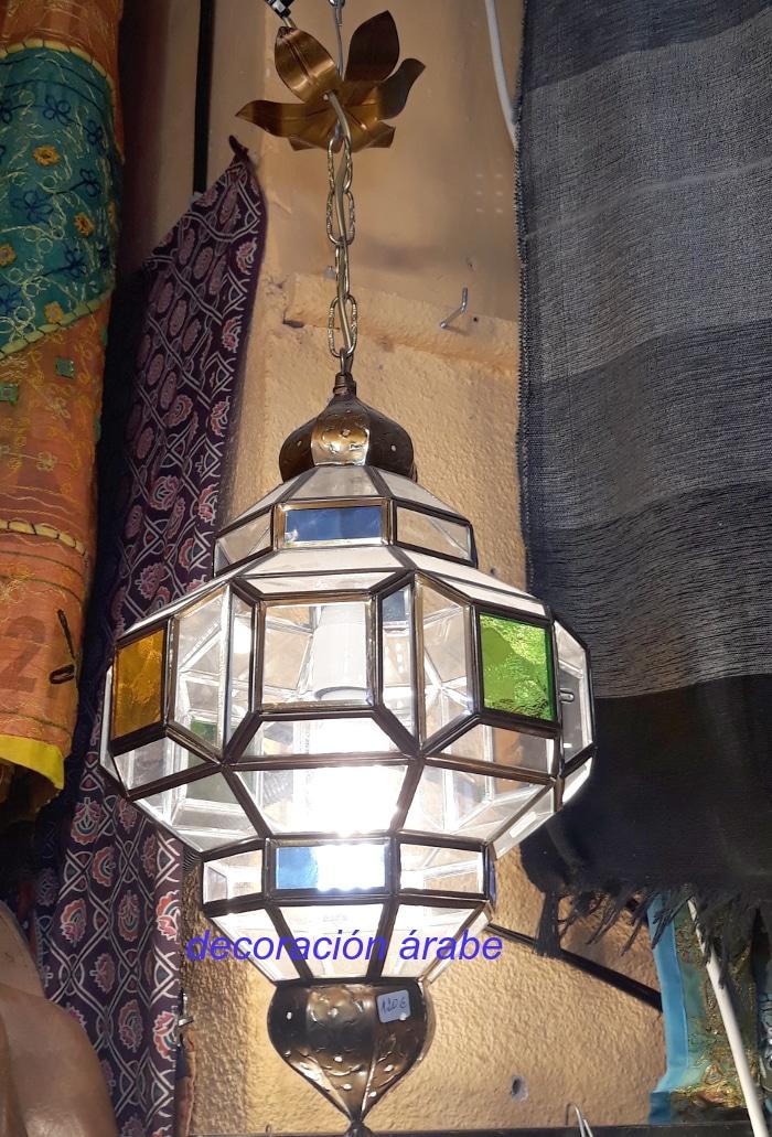lampara andaluza árabe