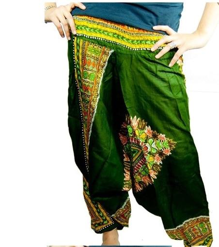 pantalones bombachos árabes