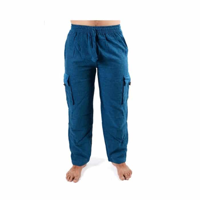 pantalones étnicos hombre