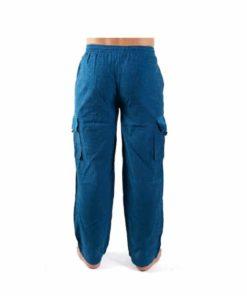 pantalón étnico algodón