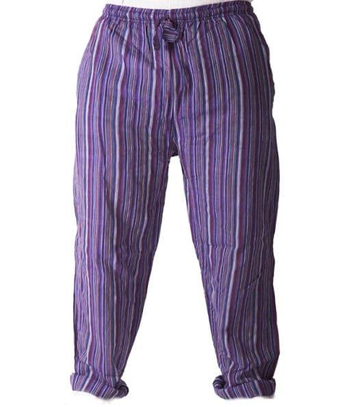 pantalones árabes rayas