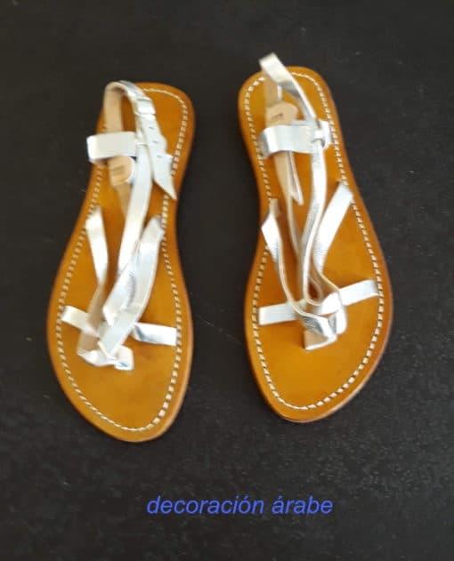 sandalias mujer verano trenzadas