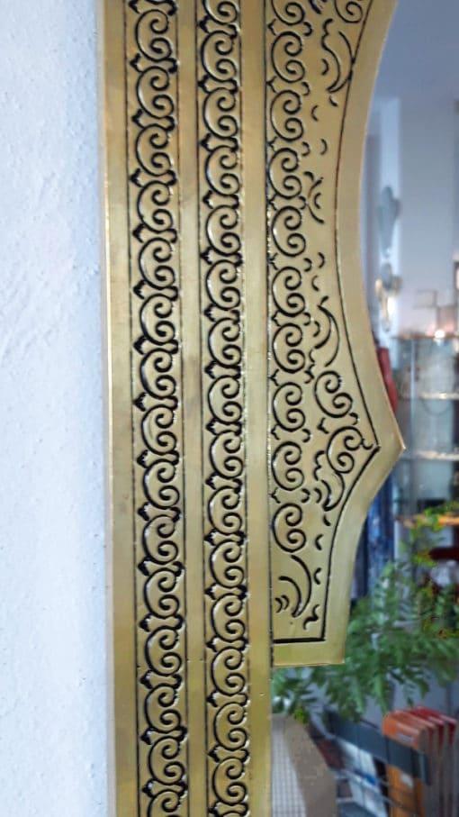 detalle espejo marroquí