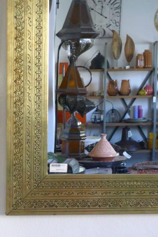 espejo árabe detalle
