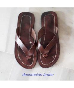 sandalias cuero artesanales