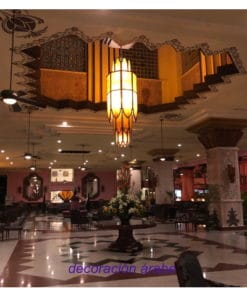lampara hall hotel gran