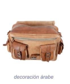 bolso artesanal hombre mujer