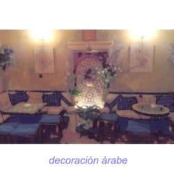 decoración de teterías