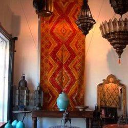 artesanía decoración marroquí