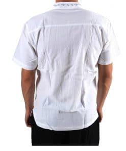 camisa caballero algodón india