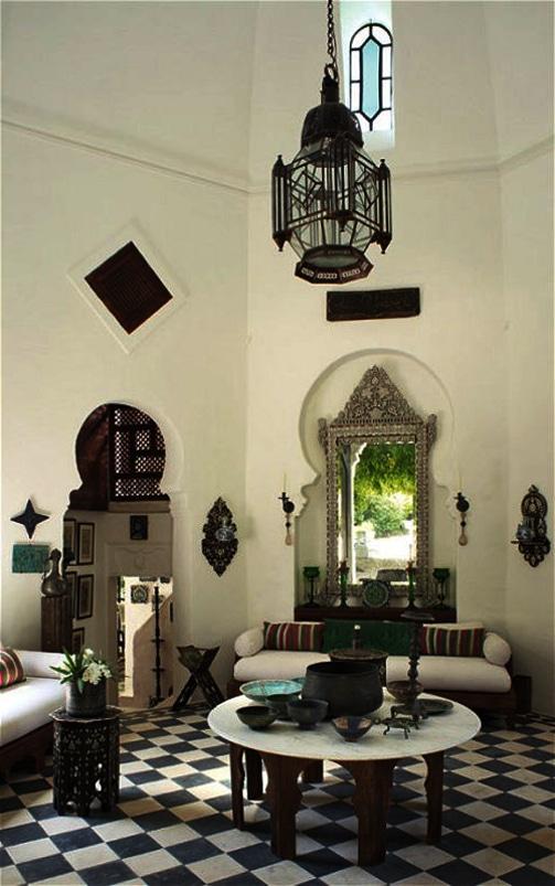 interiorismo marroquí