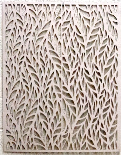 clesosía floral madera árabe