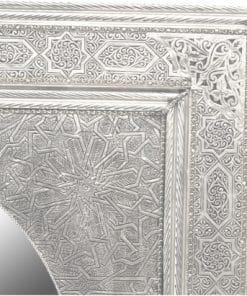 espejo árabe marroquí arabesco detalle