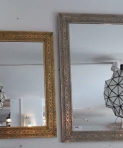 espejos árabes rectangulares ovalados